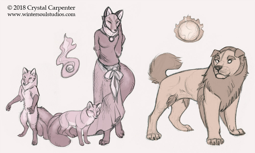 Adoptable Critter Forms
