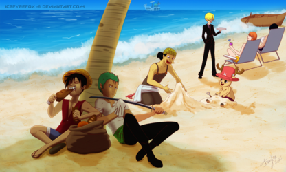 AT: One Piece