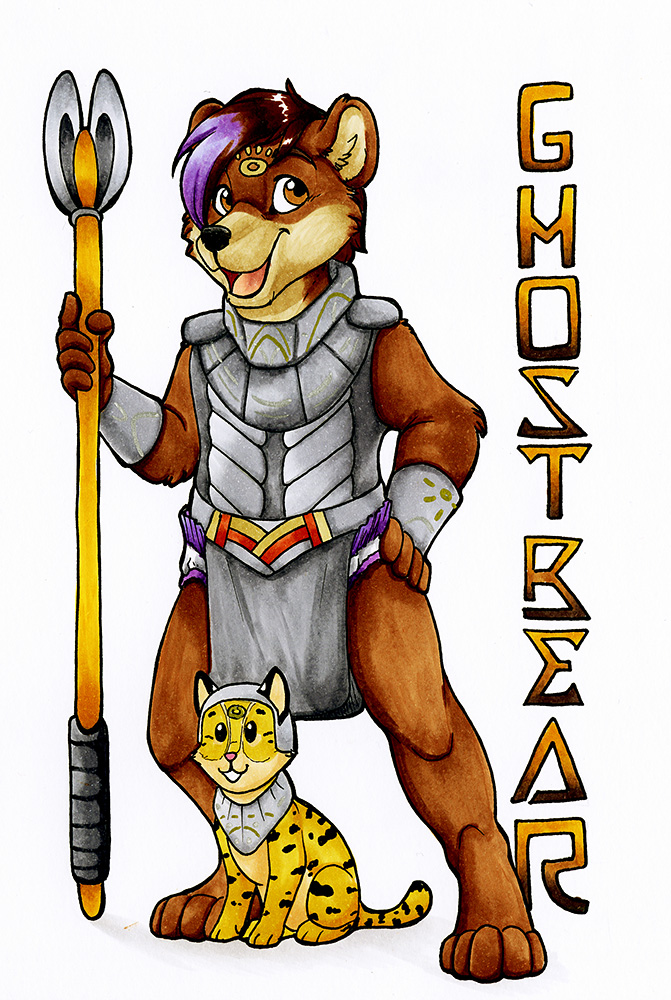 EF23 Ancient Egypt - Little Goa'uld badge