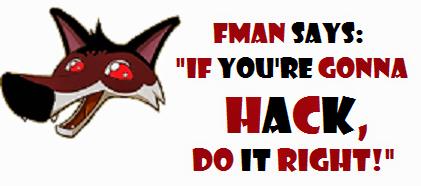 Really Fman?