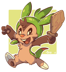 Chespin Charge
