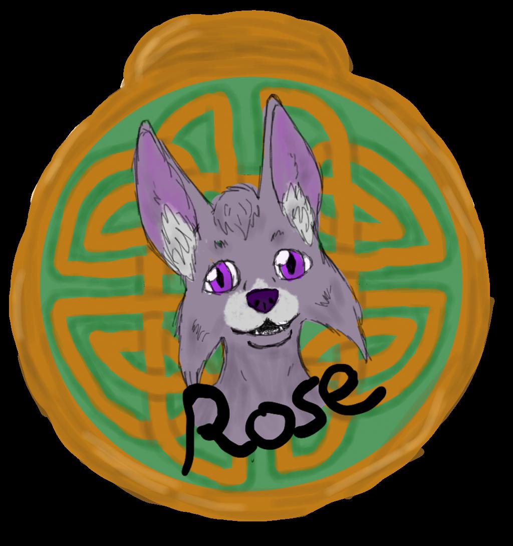 Most recent image: Rose FDel Badge