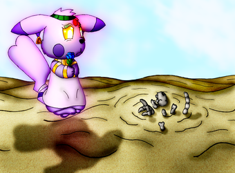 Luminia's Lament (Commission)