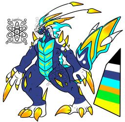 Male Plasma Dragon +Design+ (SOLD)