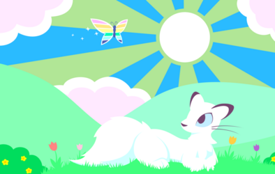 Springtimey Weasel