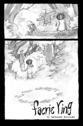 Faerie Ring - comic available for download!