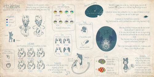 Hoshikami Species Guide