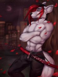 Kickstarter reward: BloodwolfB