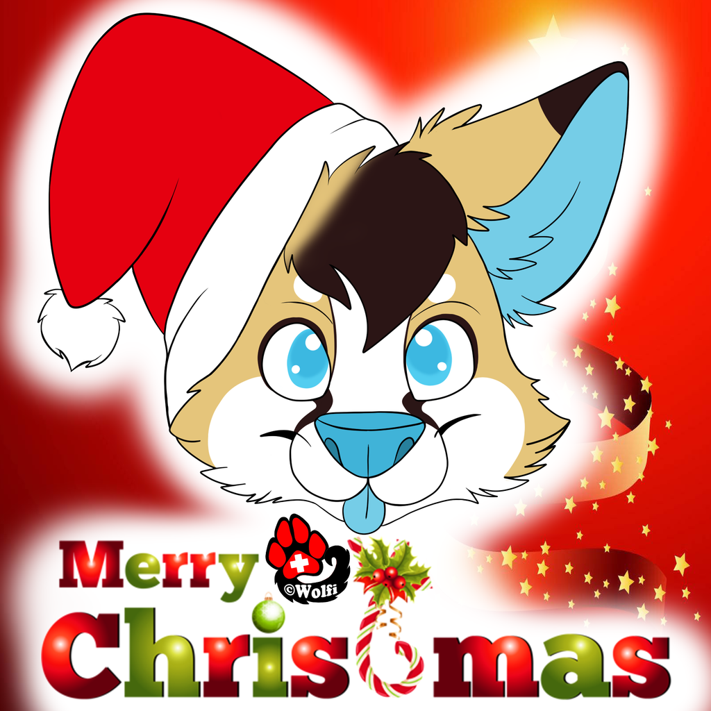 [Comission] Christmas Ych