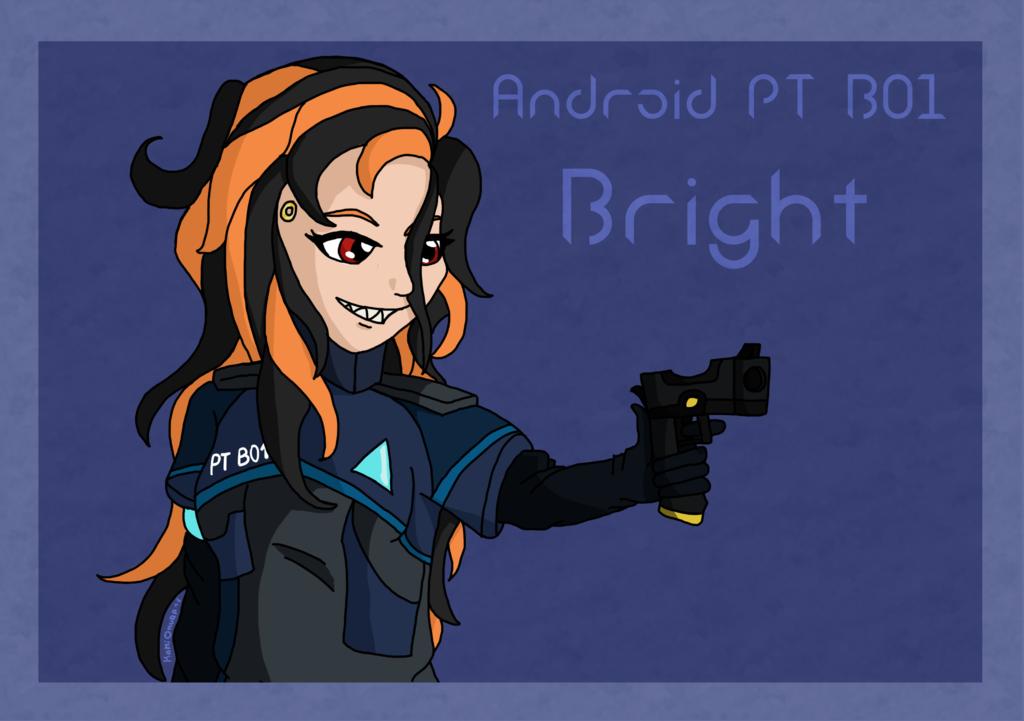 [Com] Android PT B01 - Bright
