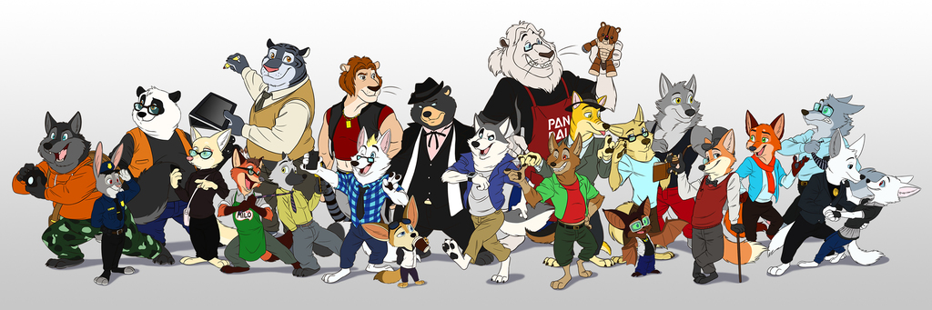 Most recent image: -- Wild Citizens (First Hall) --