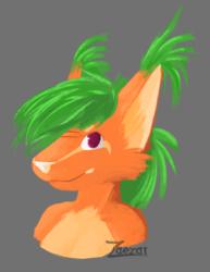 Speedpaint - Saffron Headshot