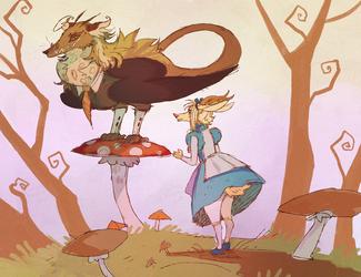 Ceily in Wonderland