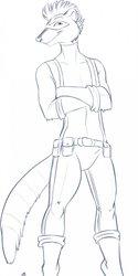 Rubber Raccoon (BOS Operative w/Bio)