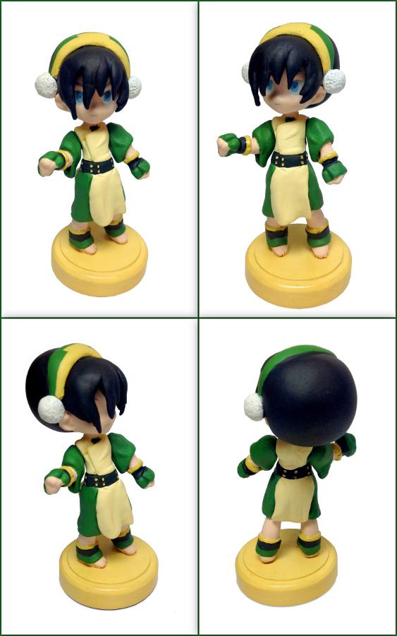 Toph Customized Figure