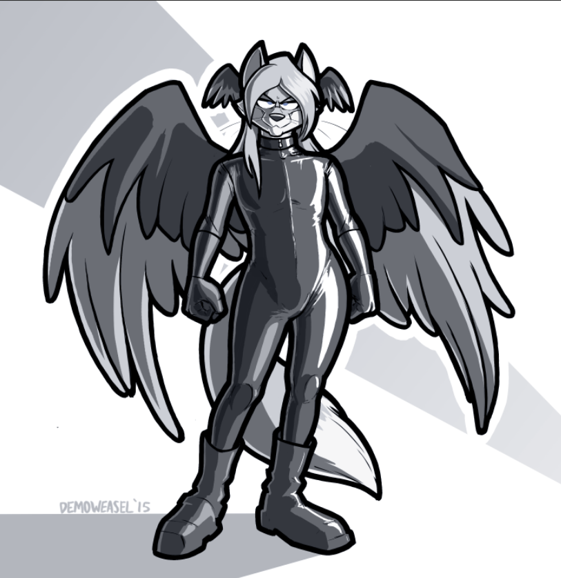 Daryll -COMMISSION-
