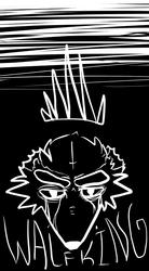 WALF KING RURU