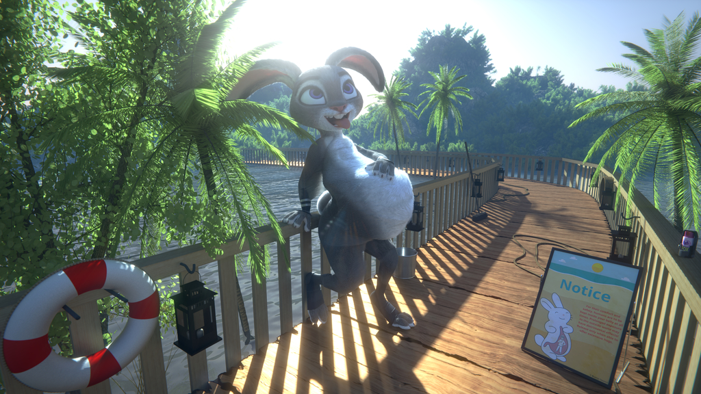 Island of Bunny