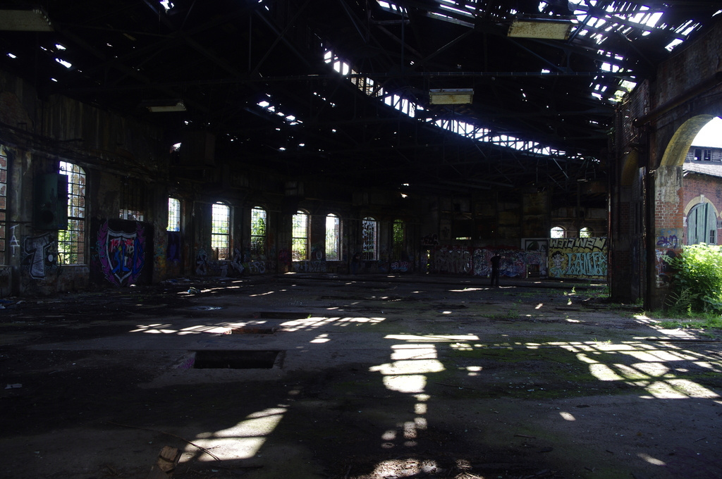 The Roundhouse 2