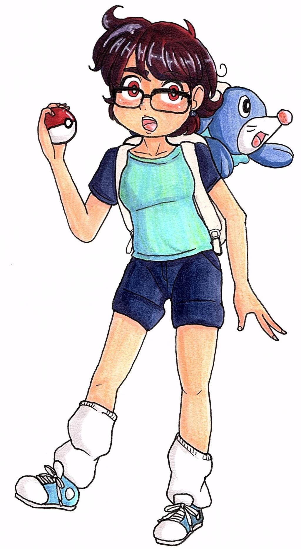 Pokemon Trainer Me