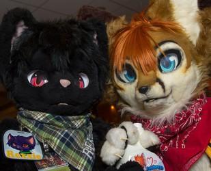 Rexxie & Silver Fox