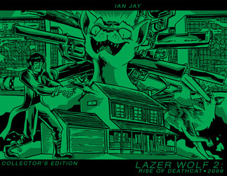 LAZER WOLF 2: COLLECTOR'S EDITION