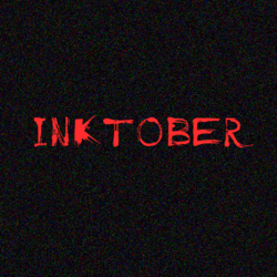 "INKTOBER #30 : "" JOLT """
