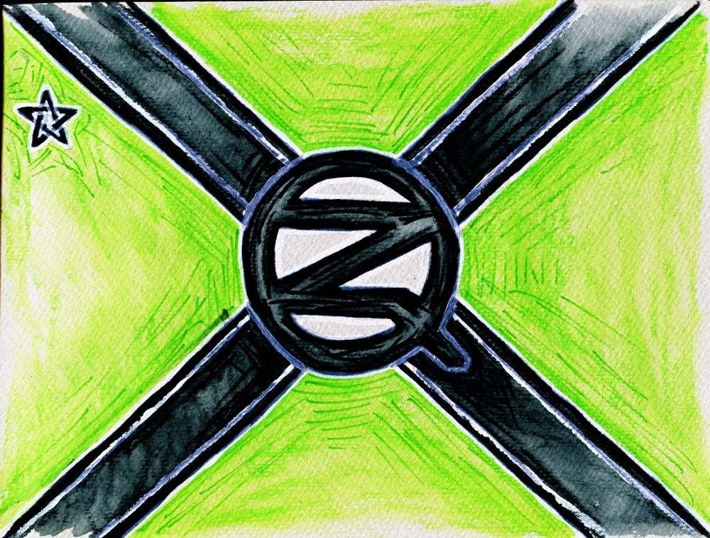 Updated ZQ flag design