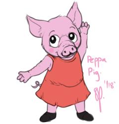 I'm Peppa Pig! (January 2018)