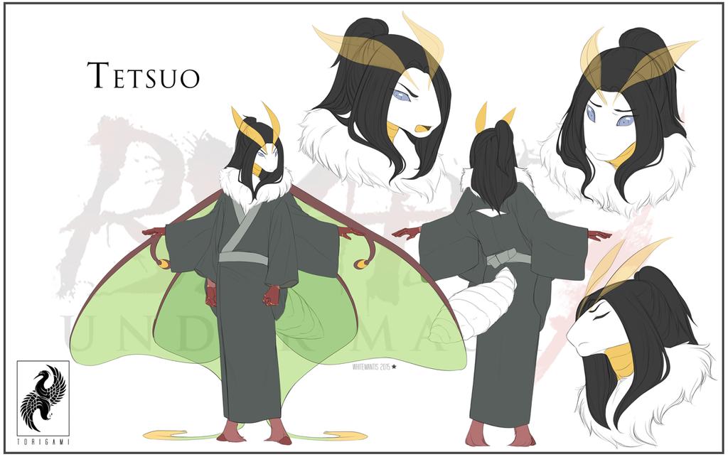 Blade Under Mask: Tetsuo