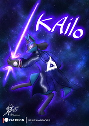 Kailo (Lucario Form)
