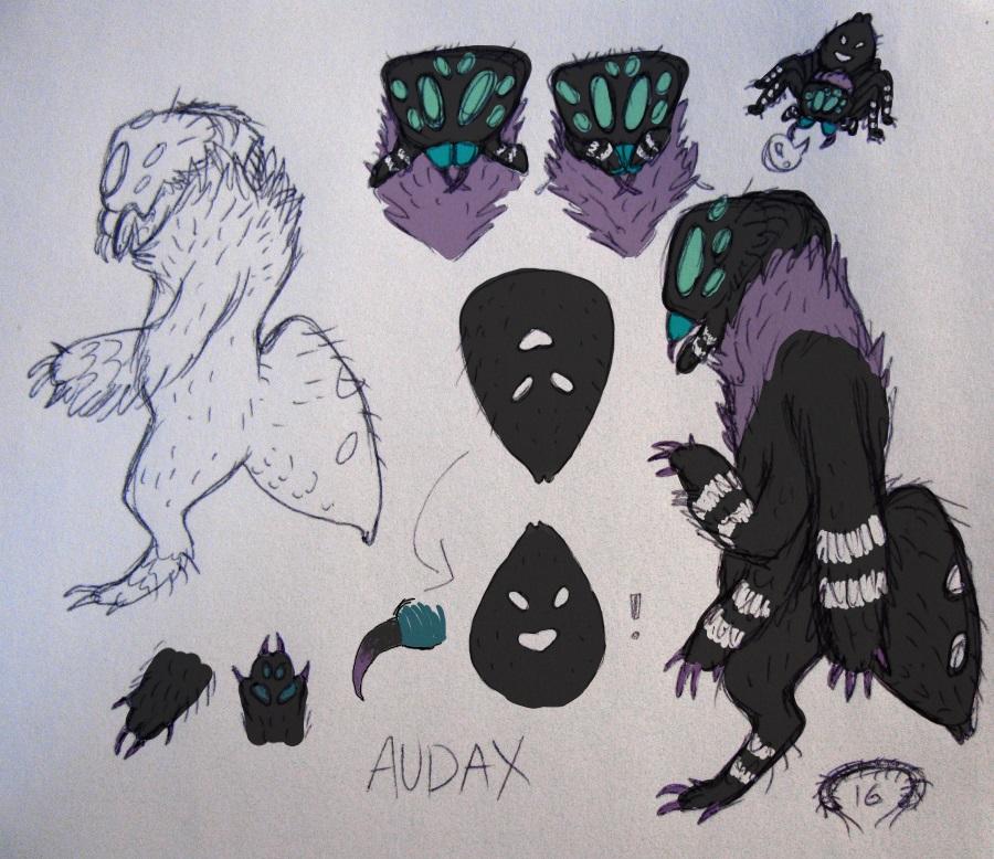 Audax basic ref