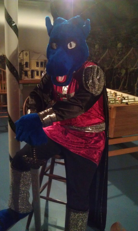 Most recent image: Halloween 2012 - Dragon Knight