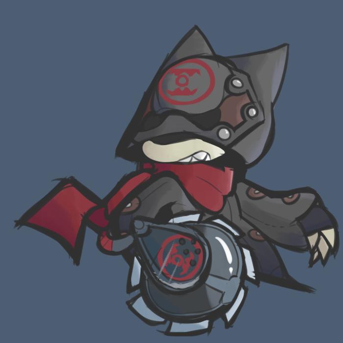 Spiral Knights Portrait Comm