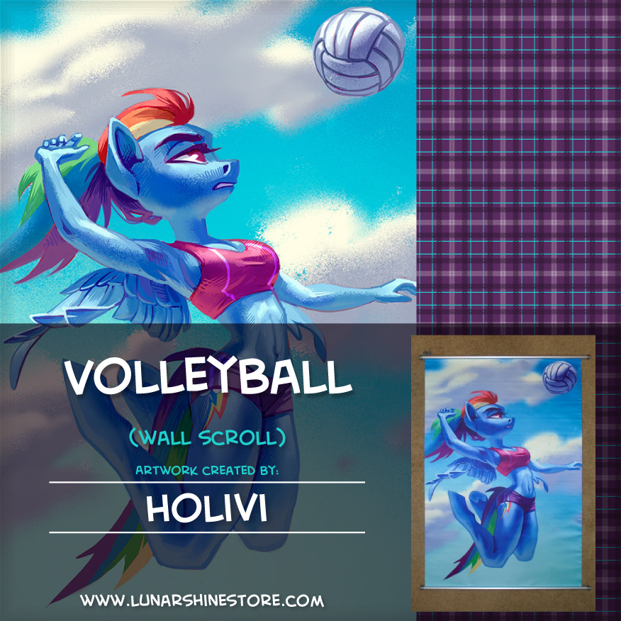 Volleyball by Holivi