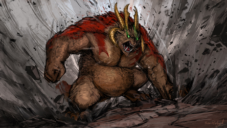 Animal king [commission]