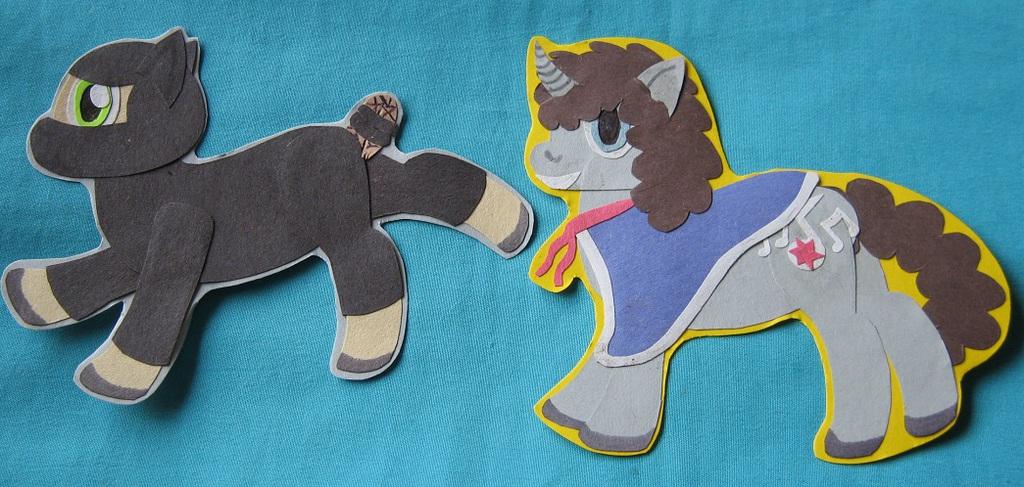 Ninja Sex ..Pony? That sounds wrong.