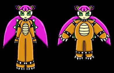 Luna Bowser Suit