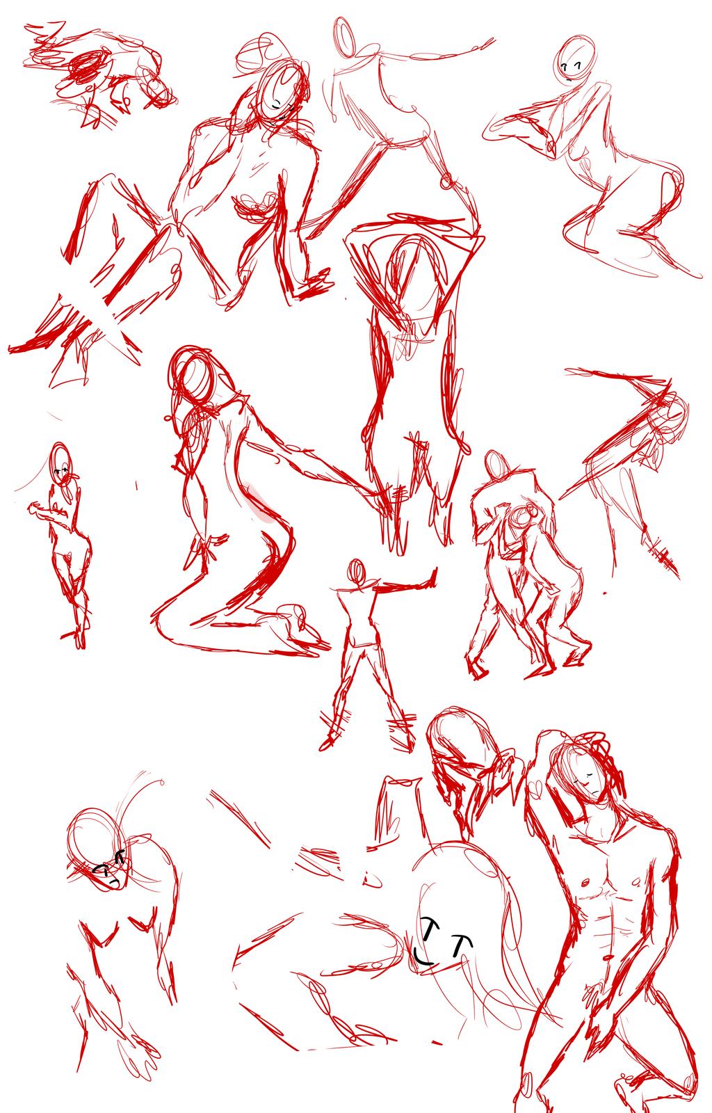 Figure Drawings