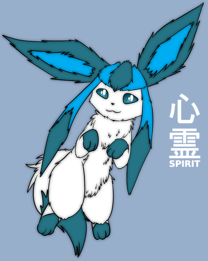 Spirit the Glaceon