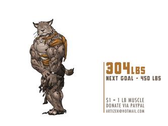 Growth Drive - 304 lbs