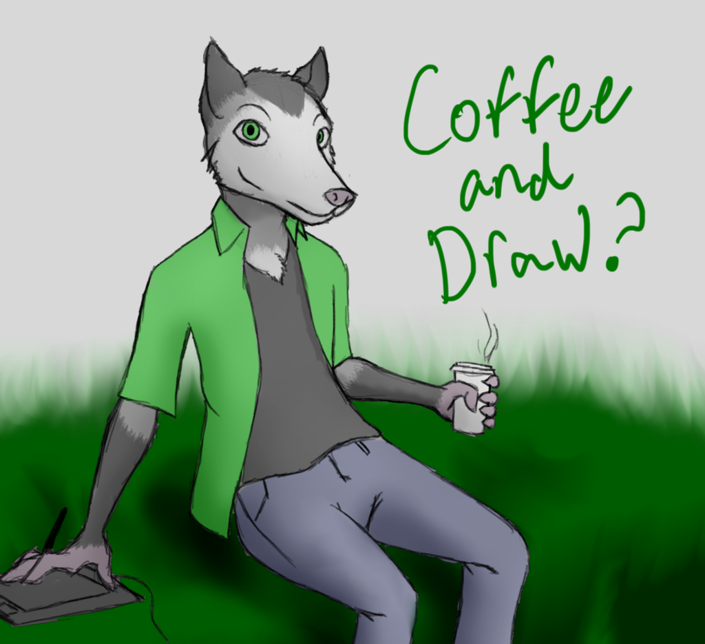 Most recent image: Coffee and Draw