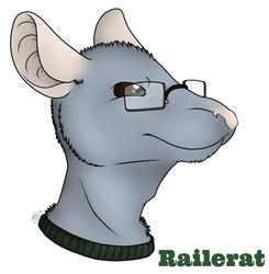 RaileRat Badge