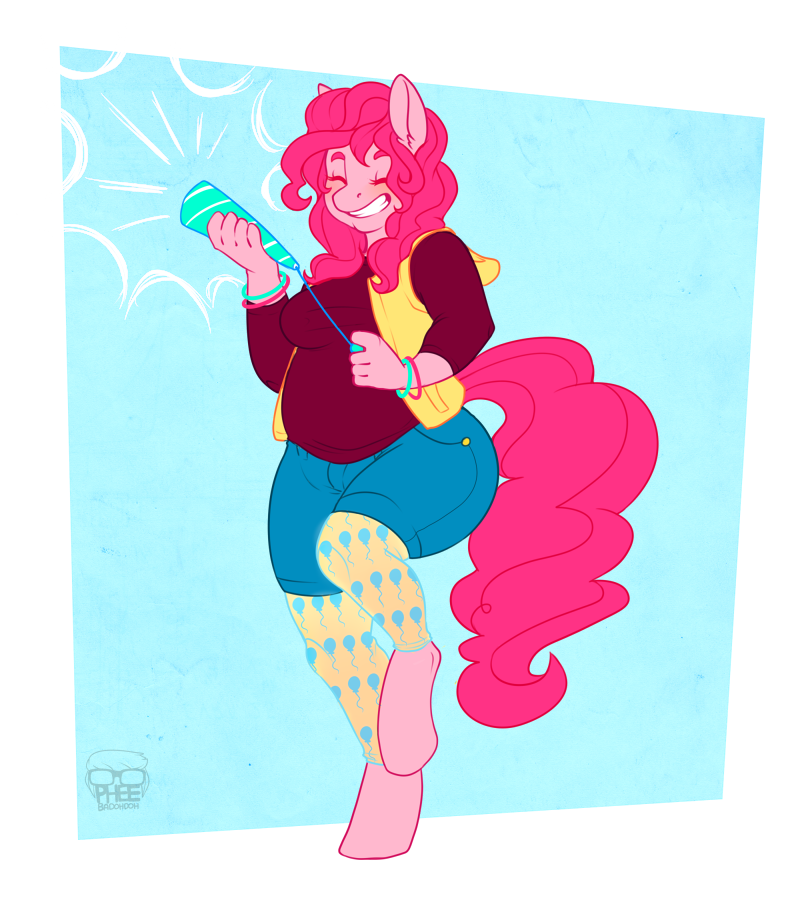 Party with a Pinkie