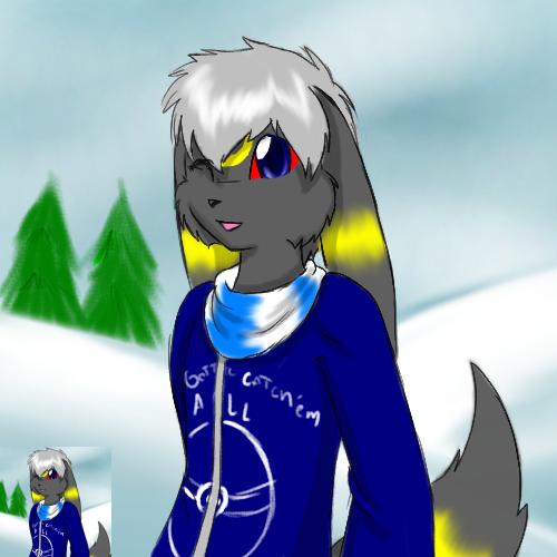 Foxkitt winter icon