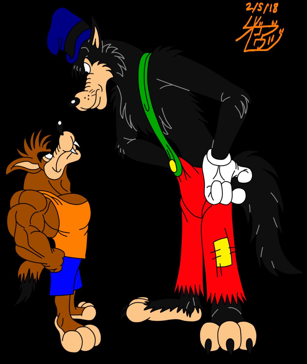 2 Bad Wolves
