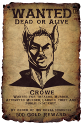 WANTED - Comm