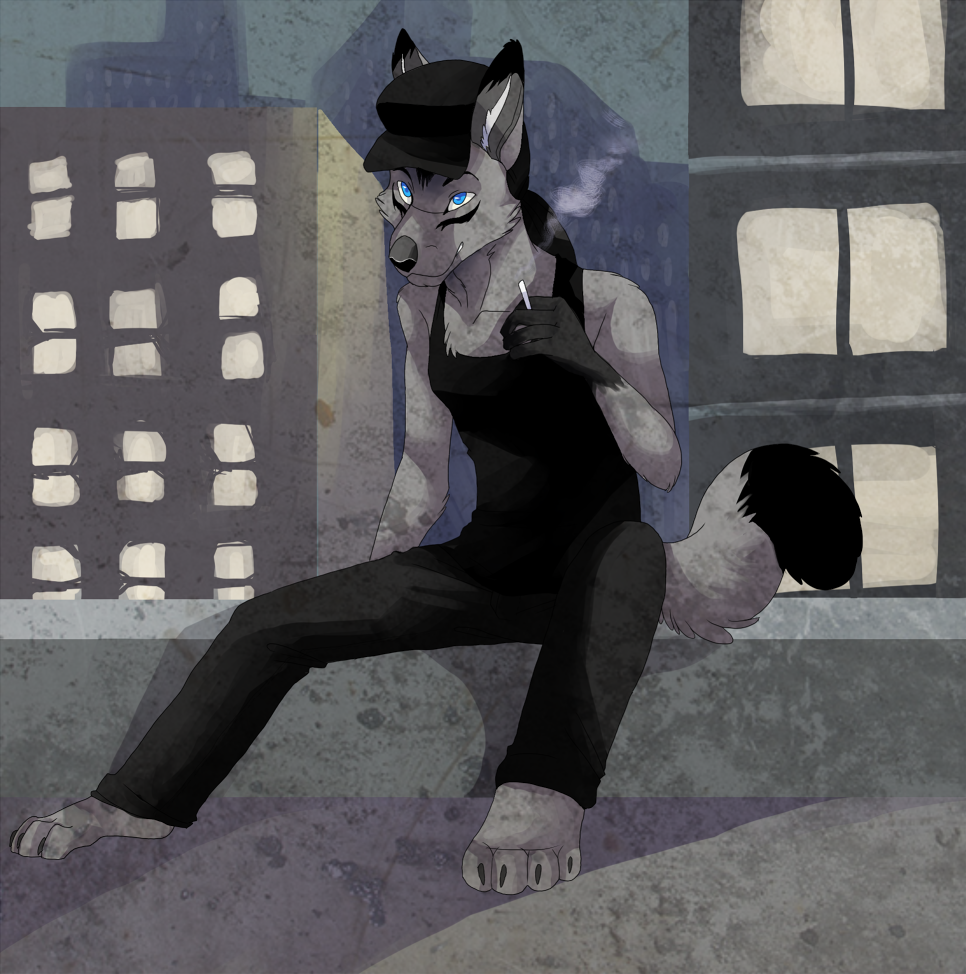 MaxCoyote by Bambi