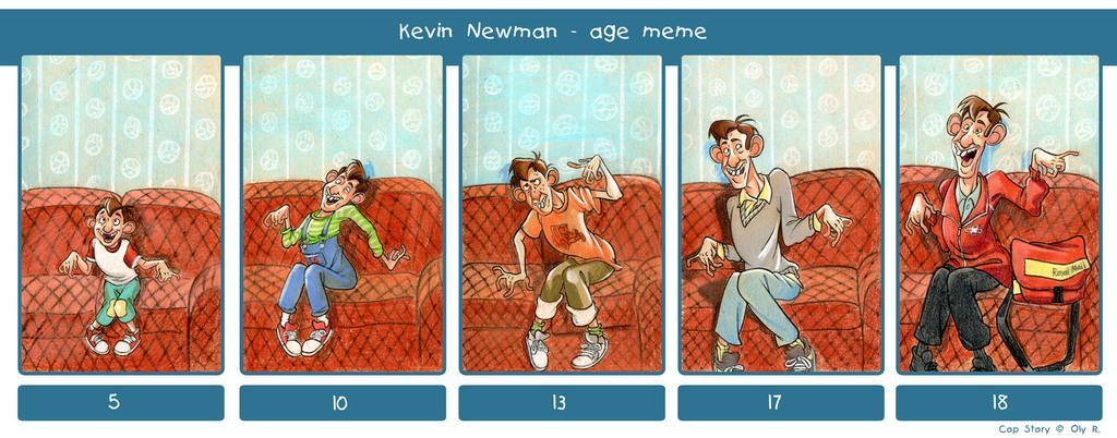 Kevin - Age Meme