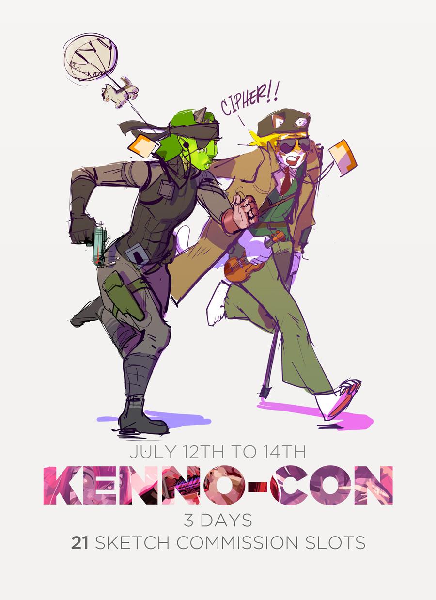 KENNOCON July 12-14th